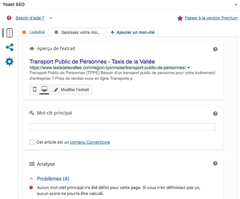 Yoast SEO - Optimiser le référencement de son WordPress