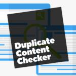 Apprendre le SEO - Outil d'analyse de contenu dupliqué